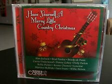Have Yourself a Merry Little Country Christmas CD;Collection/Various Artists NEW