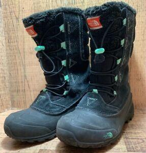 najlepsza moda ceny detaliczne Darmowa dostawa Details about THE NORTH FACE Youth Girls Boots HEAT SEEKER Insulation 200  Gram Size 4