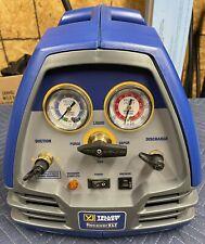 Yellow Jacket 95760 Xlt Refrigerant Recovery Machine 12 Hp 115v Hvac Tech Ac