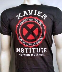 9468b7bd XAVIER INSTITUTE PROFESSOR X MEN SUPER HERO MUTANT MARVEL COMICS T ...