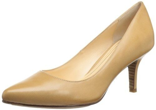 Cole Haan Women's Chelsea PT Low Pump,Sandstone,7.5 B US