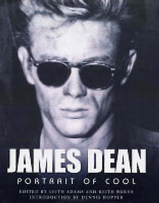 1 of 1 - James Dean: Portrait of Cool, Adams, Leith, Very Good Book