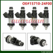 4 Pcs Fuel Injectors For 15710-24F00 Suzuki GSXR 600 750 1000 Hayabusa GSX1300