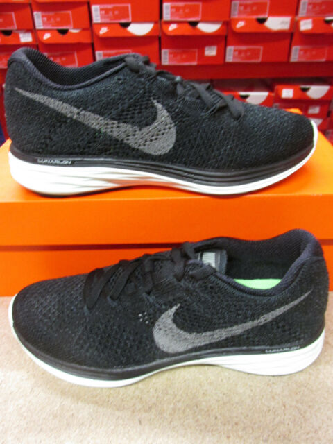 26d217a060a Nike Womens Flyknit Lunar3 LB Running Trainers 826838 003 Sneakers Shoes
