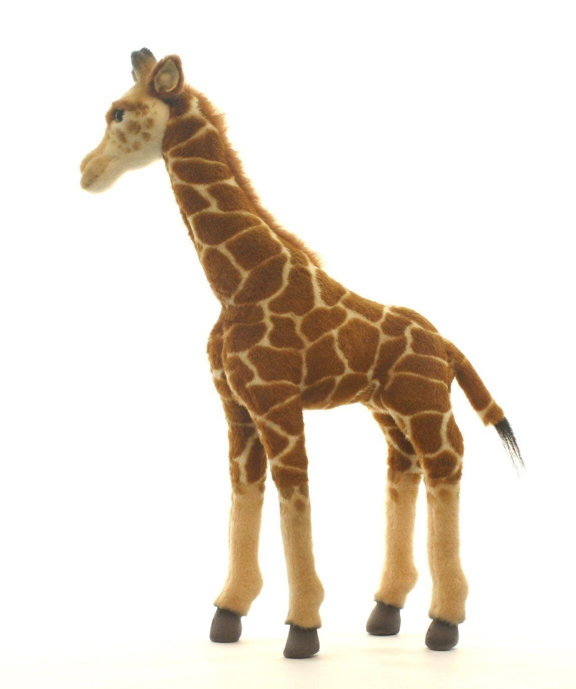 Giraffe 50 cm Kuscheltier Stofftier Plüschtier Hansa Toy 3429