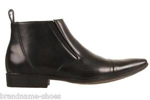 formale Julius nero sintetico casual da Mens Cain uomo Marlow Jm33 scarpe pdqwY7