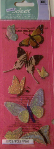 DRAGONFLIES Your Choice DRAGONFLY Insects Bugs JOLEE/'S NEW BUTTERFLIES