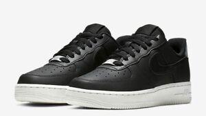 Da-Donna-Nike-Air-Force-1-039-07-ESS-UK-8-5-US-11-EUR-43-Nero-Bianco-AO2133-004