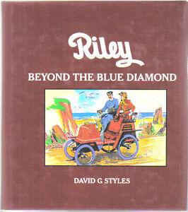 Riley-Beyond-The-Blue-Diamond-Bicycle-Nero-Tricar-Autovia-Riley-Badges