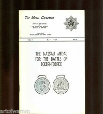 MEDAL COLLECTOR  Vol  18  # 5  1967   (  OMSA Journal )