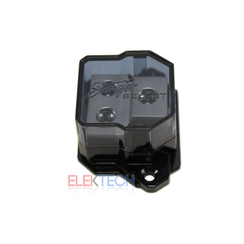 2 out Stinger Select SSDB024 Power Distribution Block  Non Fused 1 in
