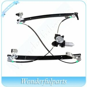 Front-Passenger-Side-Window-Regulator-with-Motor-fits-04-07-Town-Country