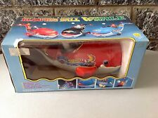 80's DISNEY PINOCCHIO BLOWING BALL BUBBLE WHALE battery operated#NRFB