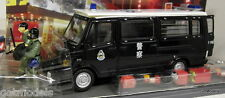 Corgi 1/43 Scale appx CC02202 Benz 310 PTU Police Tactical unit riot van etc HK
