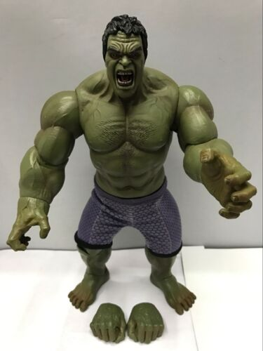 The Hulk green man anime figure PVC figures doll dolls action toy Figurine Doll