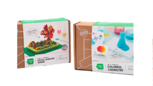 BRAND NEW Young Chemist - Educational Toys 2-Pack Kiwico