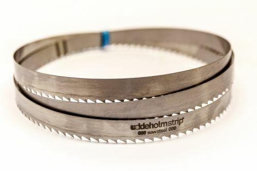 3 x SBM Uddeholm Holzsägeband 15 x 0,6 mm mit 6 mm Zahnabstand Bandsägeblatt