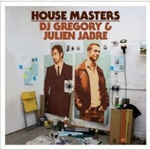 DJ-GREOGERY-amp-JULIEN-JABRE-034-HOUSE-MASTERS-034-CD-NEW