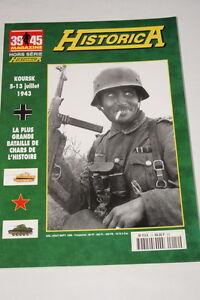 HISTORICA-HORS-SERIE-N-56-KOURSK-1943-CHARS-MAGAZINE-39-45-PHOTOS