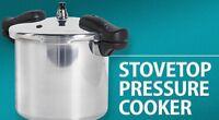 Tabletops Unlimited Aluminum Pressure Cooker Ttu-19554