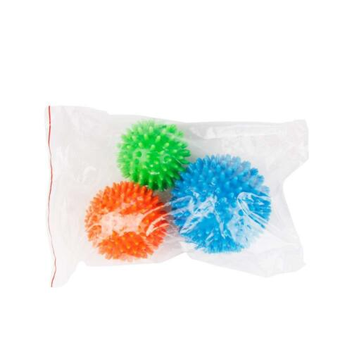 Spiky Massage Balls Deep Tissue Trigger Point Roller Set for Muscle Recovery Pro