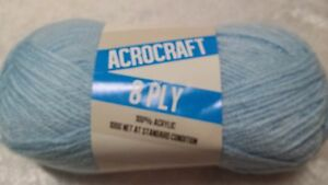 Acrocraft-8-Ply-Knitting-Yarn-1004-Boy-Blue-100g-Acrylic-200-metres