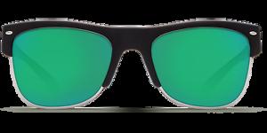 fa00ccfd40 New Costa Del Mar Fishing Sunglasses PAWLEYS Black Green Mirror 580G ...