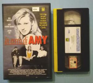 VHS-Film-Ita-Commedia-IN-CERCA-DI-AMY-ben-affleck-ex-nolo-no-dvd-cd-mc-lp-V0