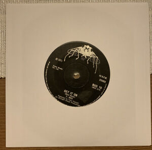 "T-Tex - Get It On 7"" Single"