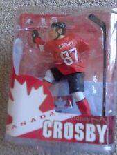 Sidney Crosby 2014 Canada Sochi Olympic Exclusive McFarlane Figure
