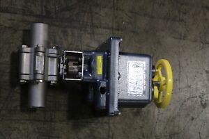 NEW-INDELAC-CONTROLS-LA4B-12VPTX-FLOWTEK-VALVE