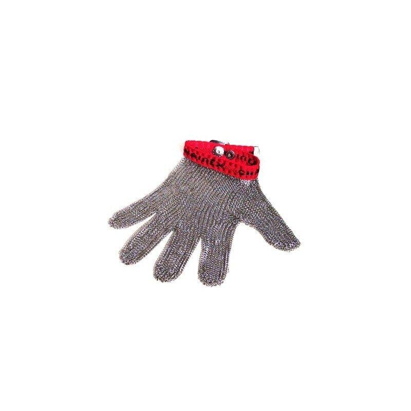 Guanto anti taglio acciaio inox ideale per le ostriche
