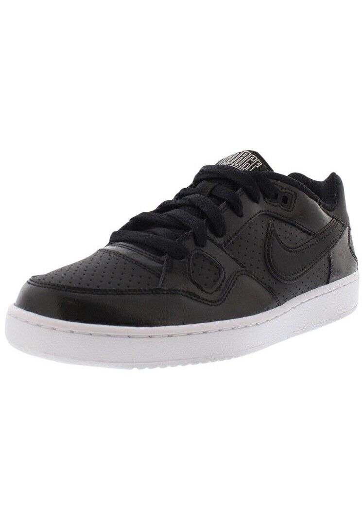 Nike Womens Son Of Force Trainers 616302 006 Sneakers Shoes Black Size 6
