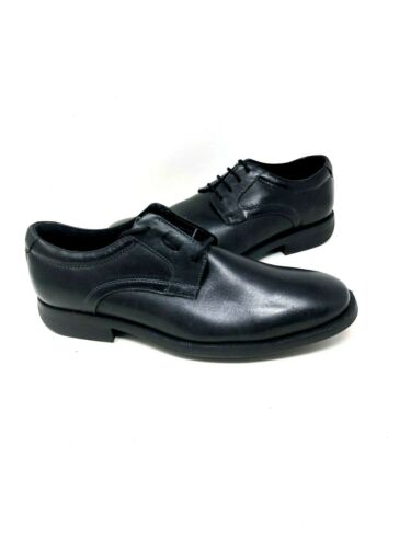 Nunn Bush Men/'s Devine Plain Toe Oxford Dress Shoes Black #84723 152B ry NEW