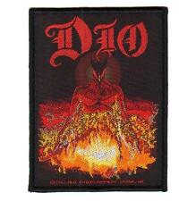DIO - Last In Line - Woven Patch / Aufnäher