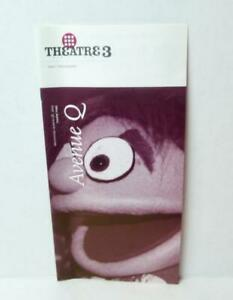 Avenue-Q-Playbill-2012-2013-Season-Dallas-Theatre-3