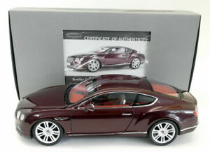 Paragon-1-18-Scale-PA-98221R-Bentley-Continental-GT-Convertible-16-Burgundy