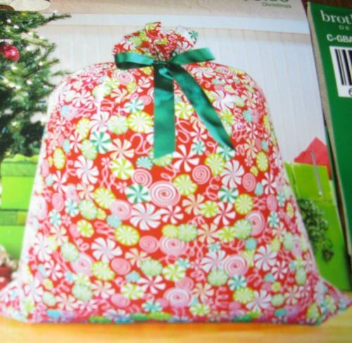 """Large Gift Bike Bag 36/"""" x 44/"""" 2 designs to choose from with to//from tag"""