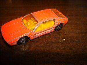 Vintage 1969 Matchbox Superfast Lamborghini Marzal No 20 Ebay