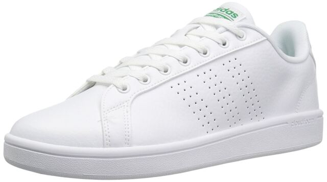 187d09ca2dce71 adidas Cloudfoam Advantage Clean Men US 8 White SNEAKERS for sale ...