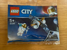 LEGO CITY:Polybag mini figure item:6253537 Inspires by NASA Spacewalks UK Stock