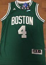 Isaiah Thomas Boston Celtics NBA Adidas Swingman Jersey Mens Small