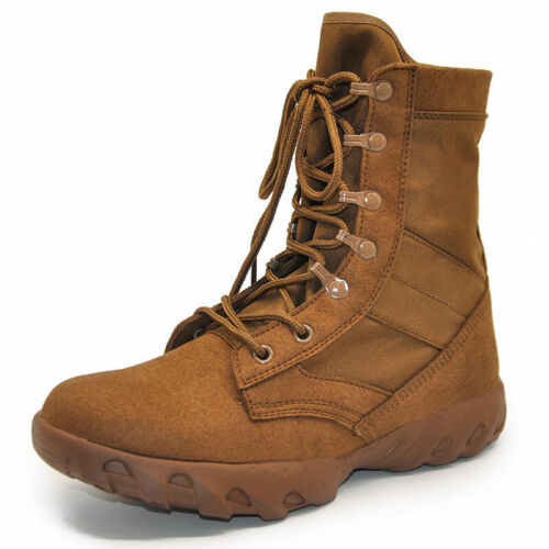 Desert Shoes Men Boots Military Tactical Combat Army Boots Outdoor Hiking Shoes