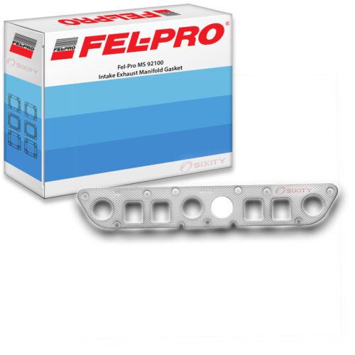 Combination jm Fel-Pro MS 92100 Intake Exhaust Manifold Gasket FelPro MS92100