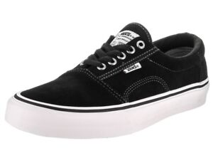 Zapatos Negro Solos Ante Vans Rowley Off The Y Wall Hombre De Estaño Blanco q0RZzRwp