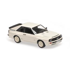 Maxichamps 940012121 Audi Sport Quattro 1984 White 1 43 Scale