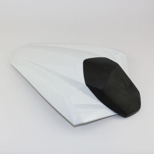 Motorcycle Rear Seat Cover Cowl For Kawasaki Ninja300 EX300R 2013-2015 White