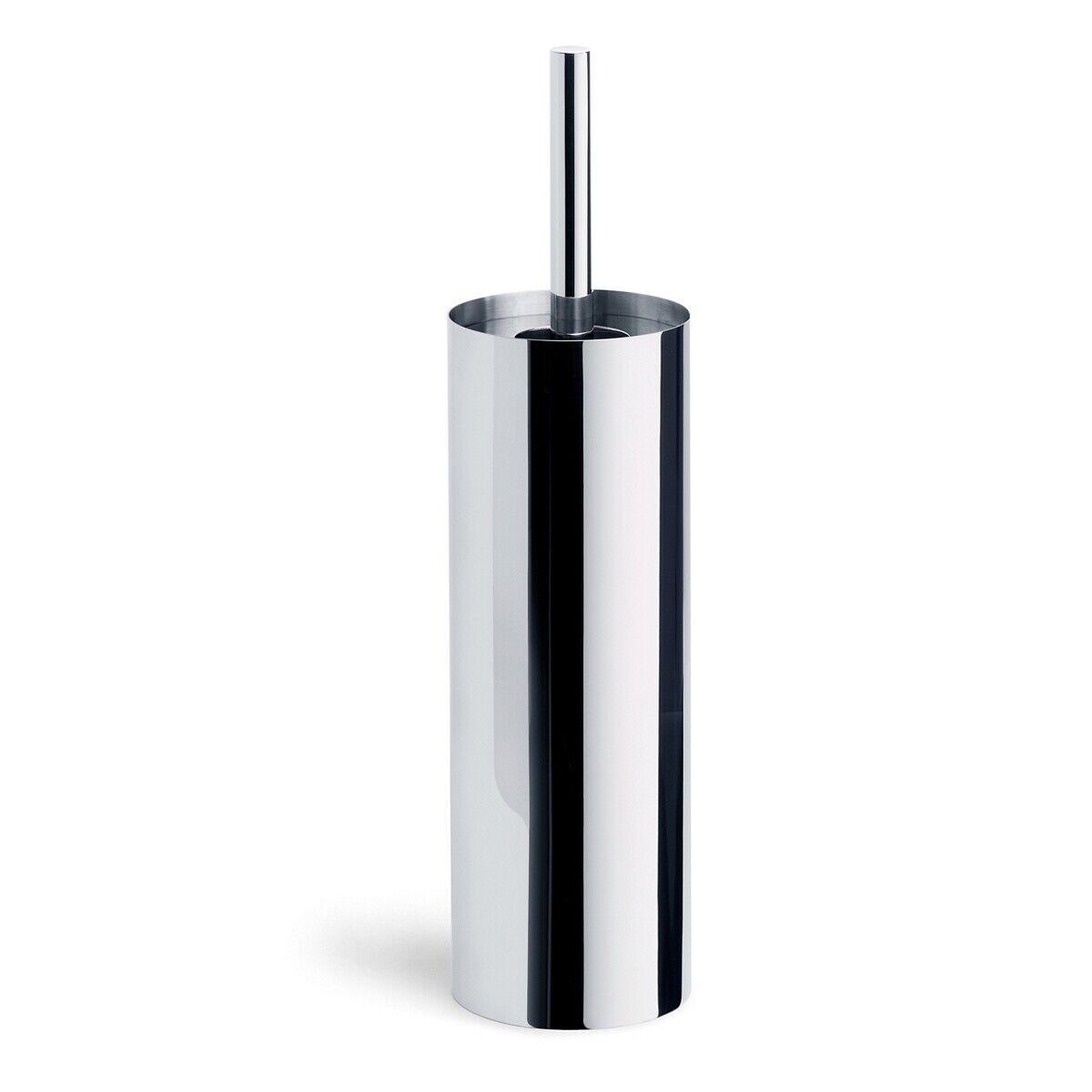 Blomus Acero Inoxidable Pulido Cepillo de Baño H43cm X 9cm Diámetro