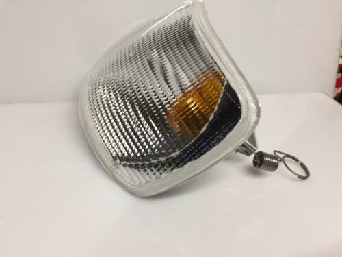 Ford Sierra//Sapphire Mk2 N//S Passenger  Side Front Indicator Unit Clear