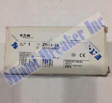 XTOB010BC1 Eaton Type SB12-10 Overload Relay 10 Amp